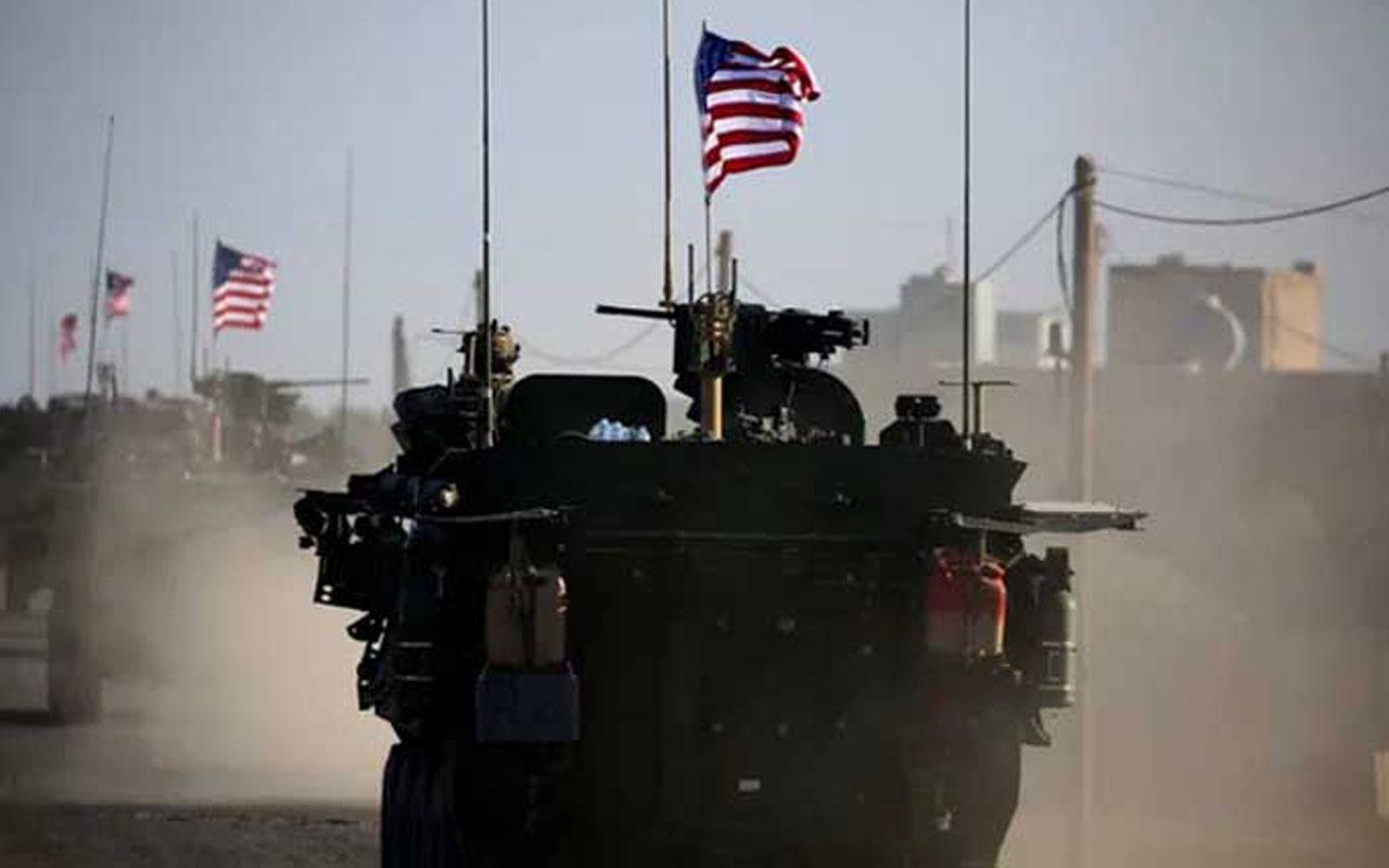 ABD Suriye'den askerlerini çekme planından vazgeçti!