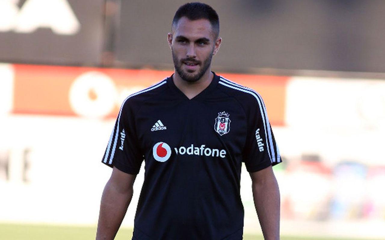 Beşiktaş'ta Víctor Ruiz şoku