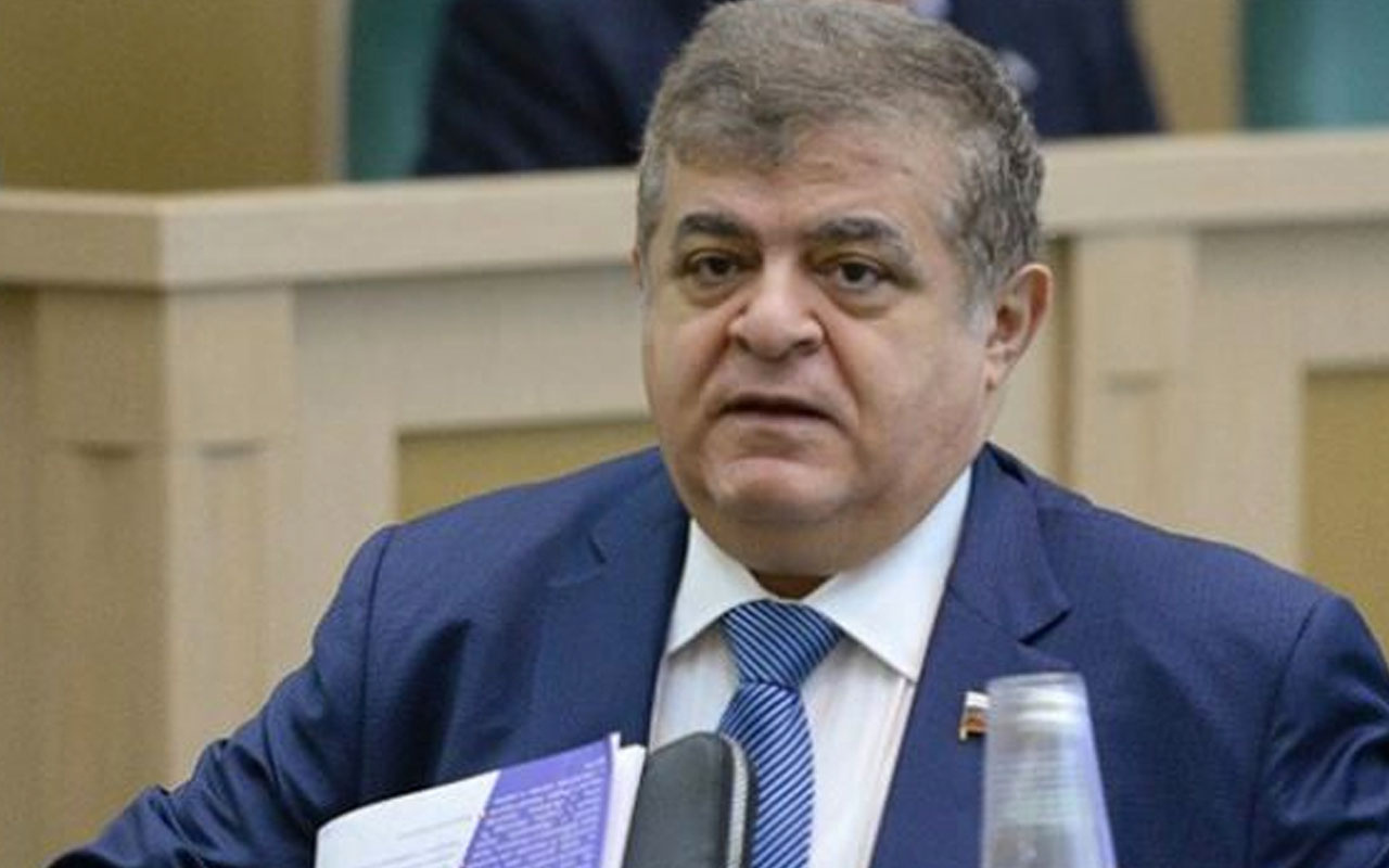 Rus senatörden yaptırım açıklaması! Türkiye'ye zarar veremez