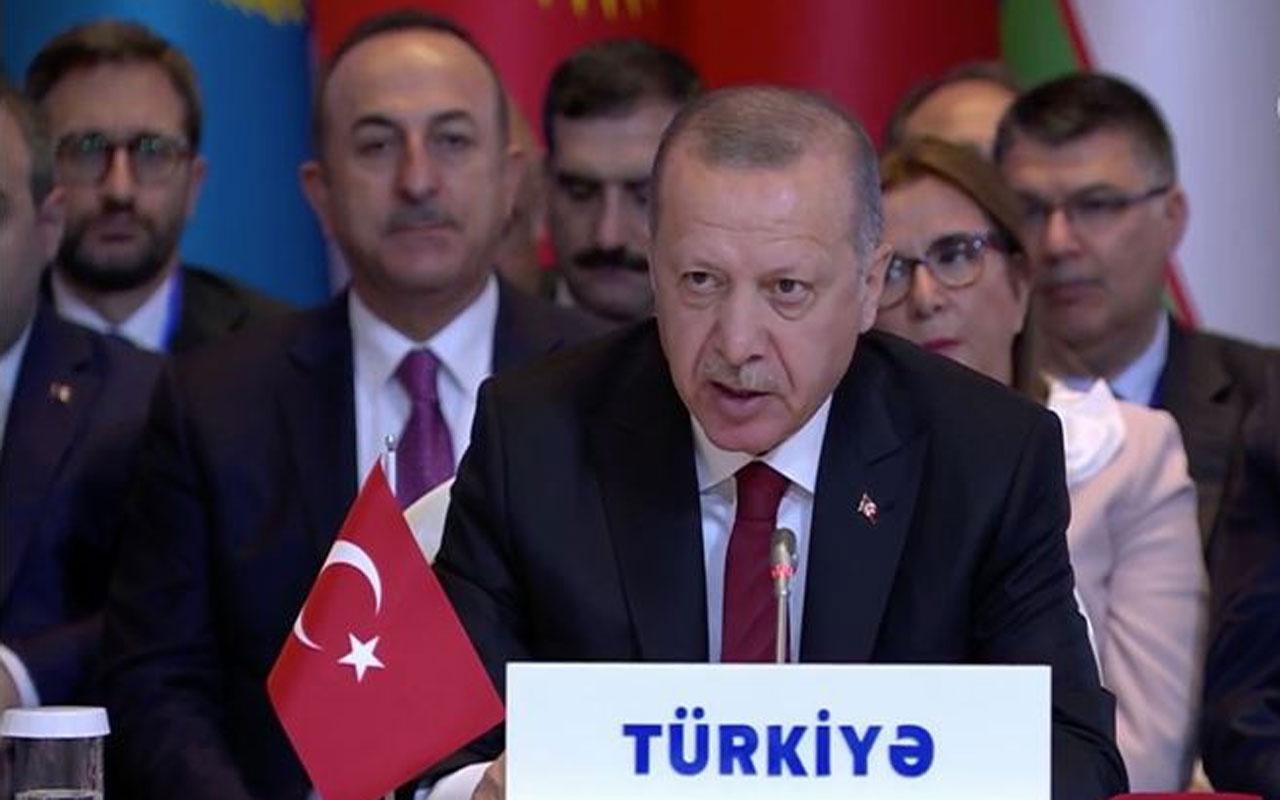 Erdoğan'danson dakika açıklamalar: Faizsiz finans için diyalog çağrısı