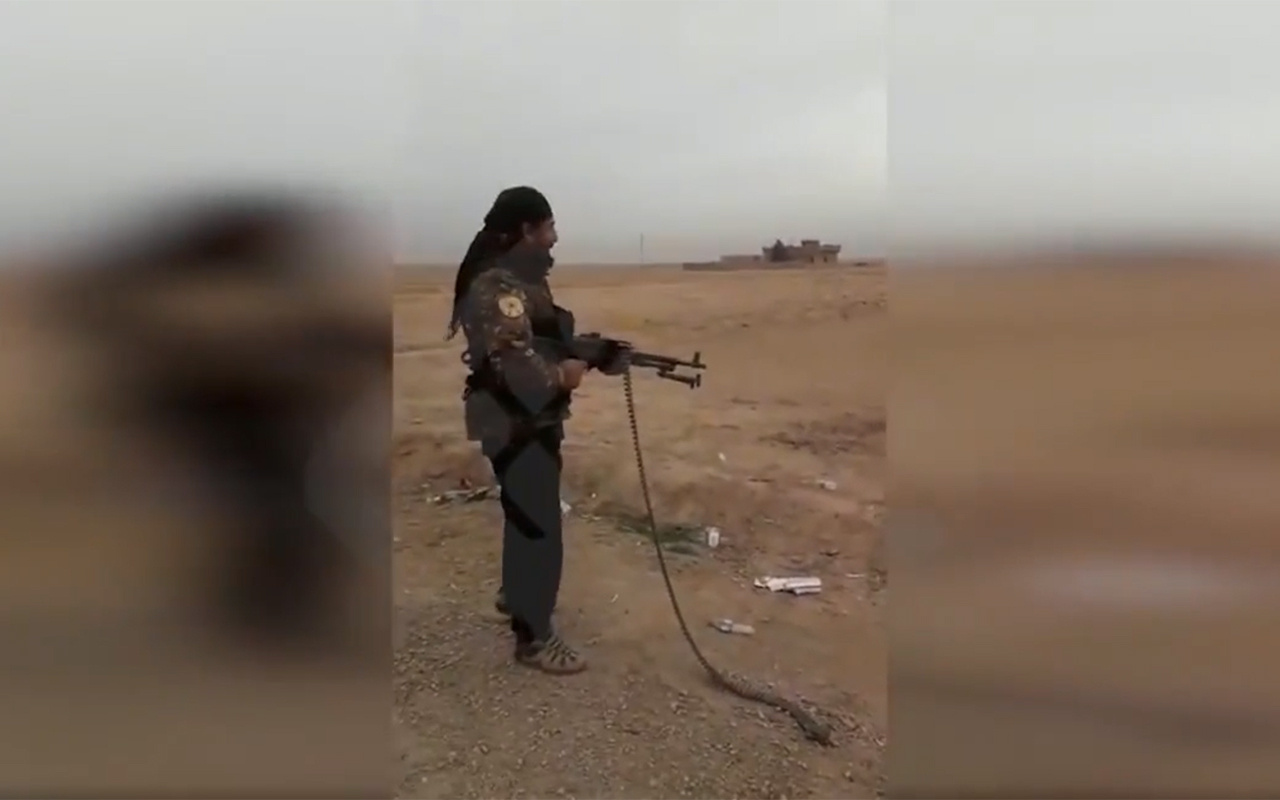PKK/YPG'li terörist masum çocuğu kurşuna dizdi