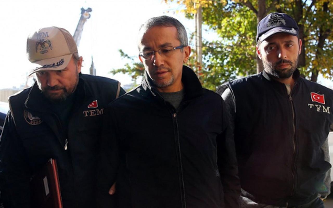 """""""Şemdinli Savcısı"""" Sarıkaya'ya FETÖ'den verilen 10 yıl hapis cezası onandı"""