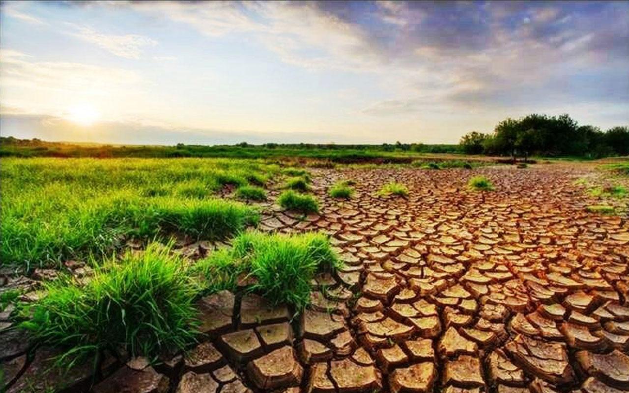 Dünyanın sıcaklığı ortalama 0,9 derece arttı iklimlerde değişme var