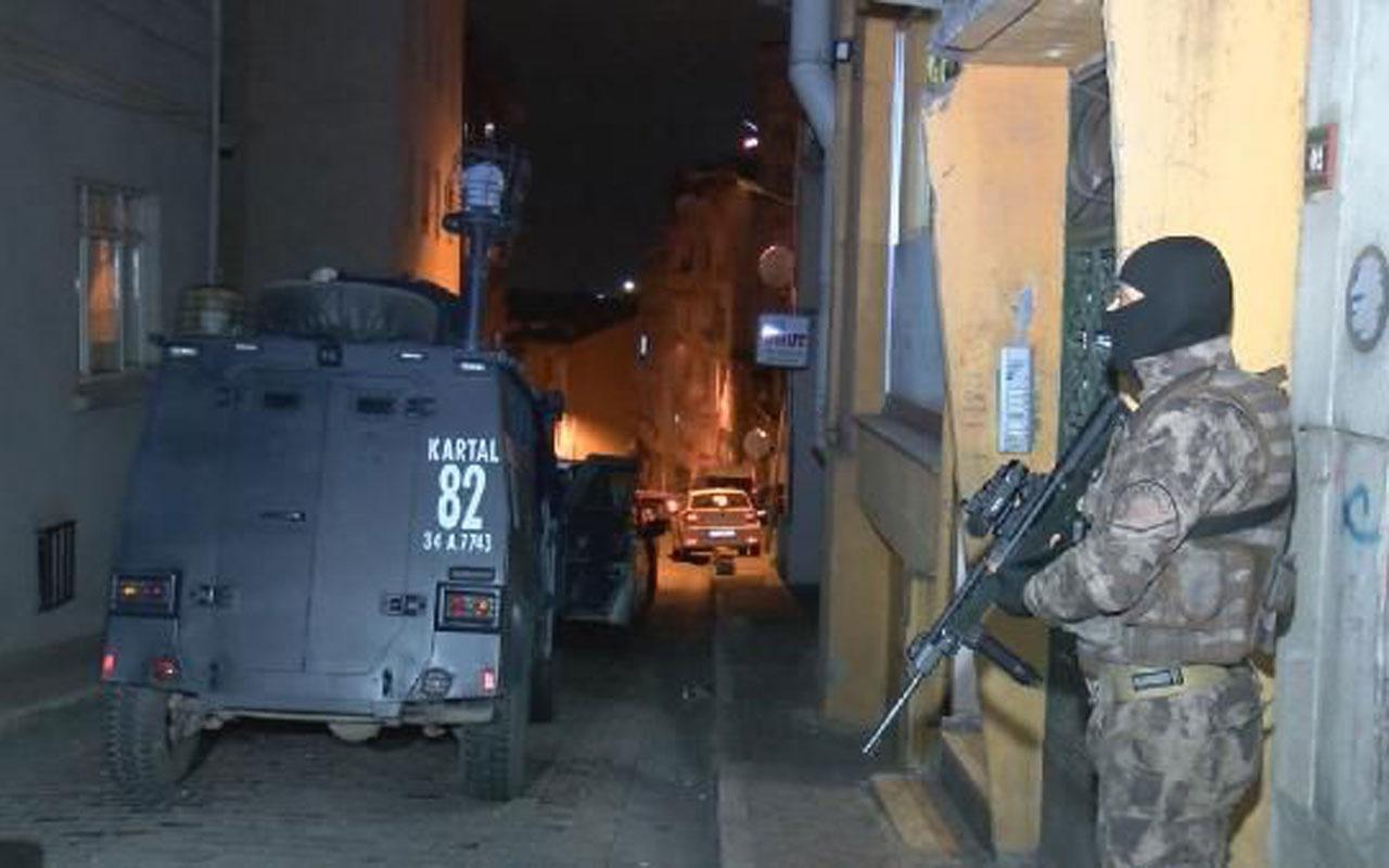 Narkotik harekete geçti! İstanbul'da 5 ilçede uyuşturucu operasyonu: 31 gözaltı