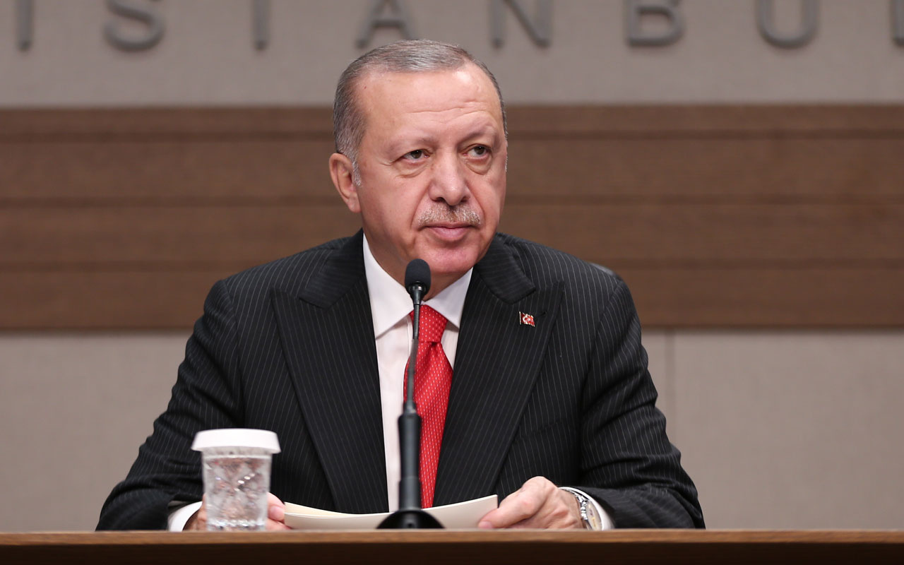 Cumhurbaşkanı Erdoğan'ın '30 km'nin sihri nedir' sorusuna yanıtı bomba