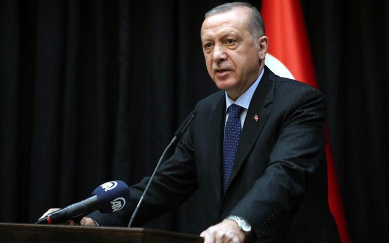 Cumhurbaşkanı Erdoğan'dan dünyaya  Barış Pınarı Harekatı'na destek çağrısı