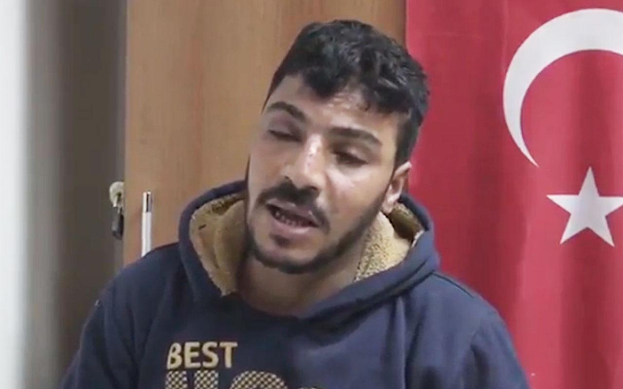 Milli Savunma Bakanlığı paylaştı.! Teslim olan YPG'lilerden itiraf