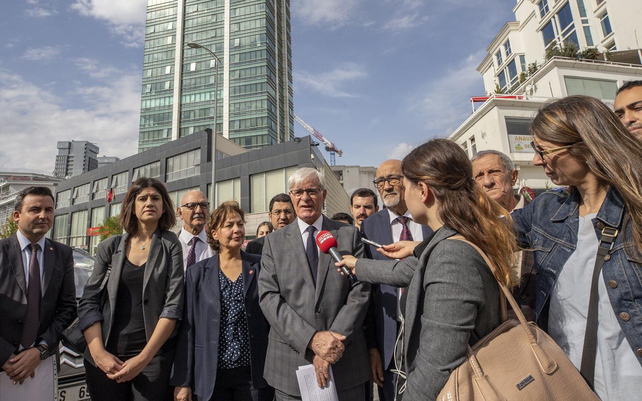 Vatan Partisi'nden Yargıtay'a HDP kapatılsın başvurusu