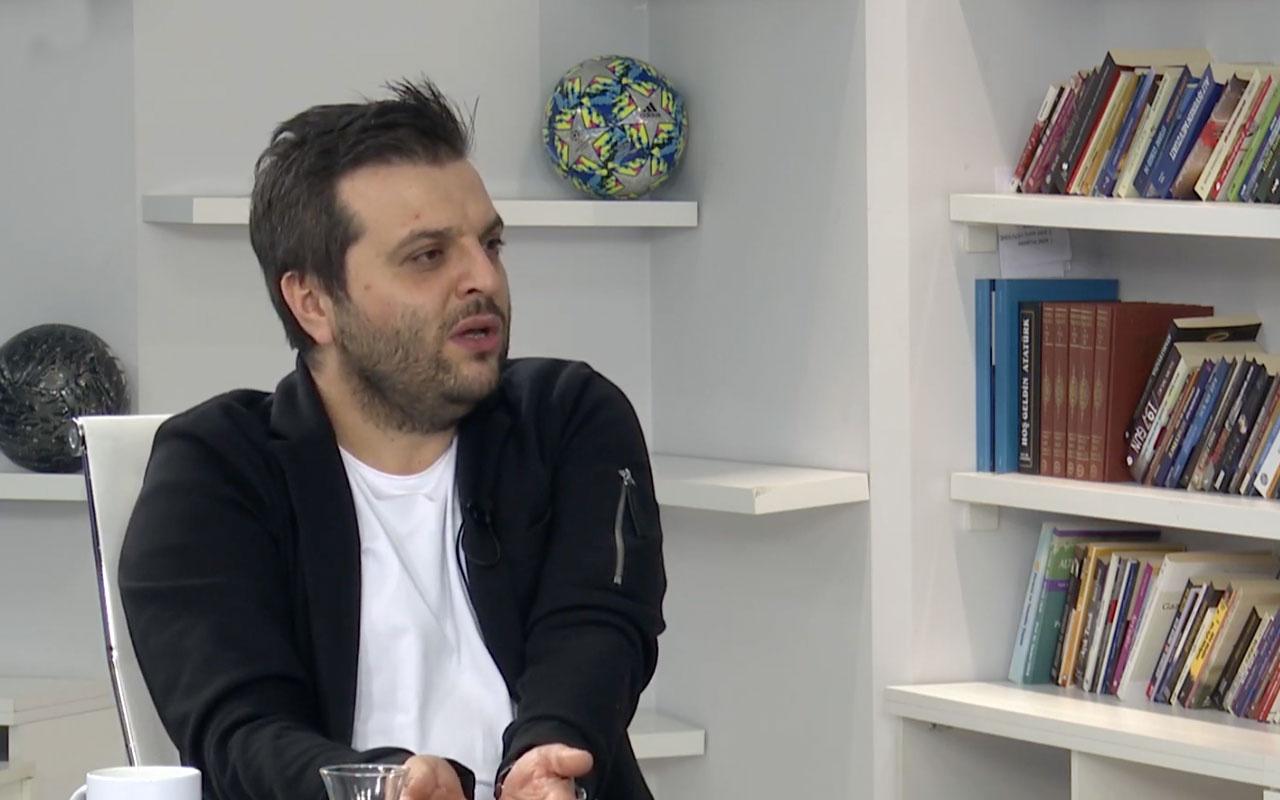 Candaş Tolga Işık: Beşiktaş'ın parasını çalan varsa Allah belasını versin