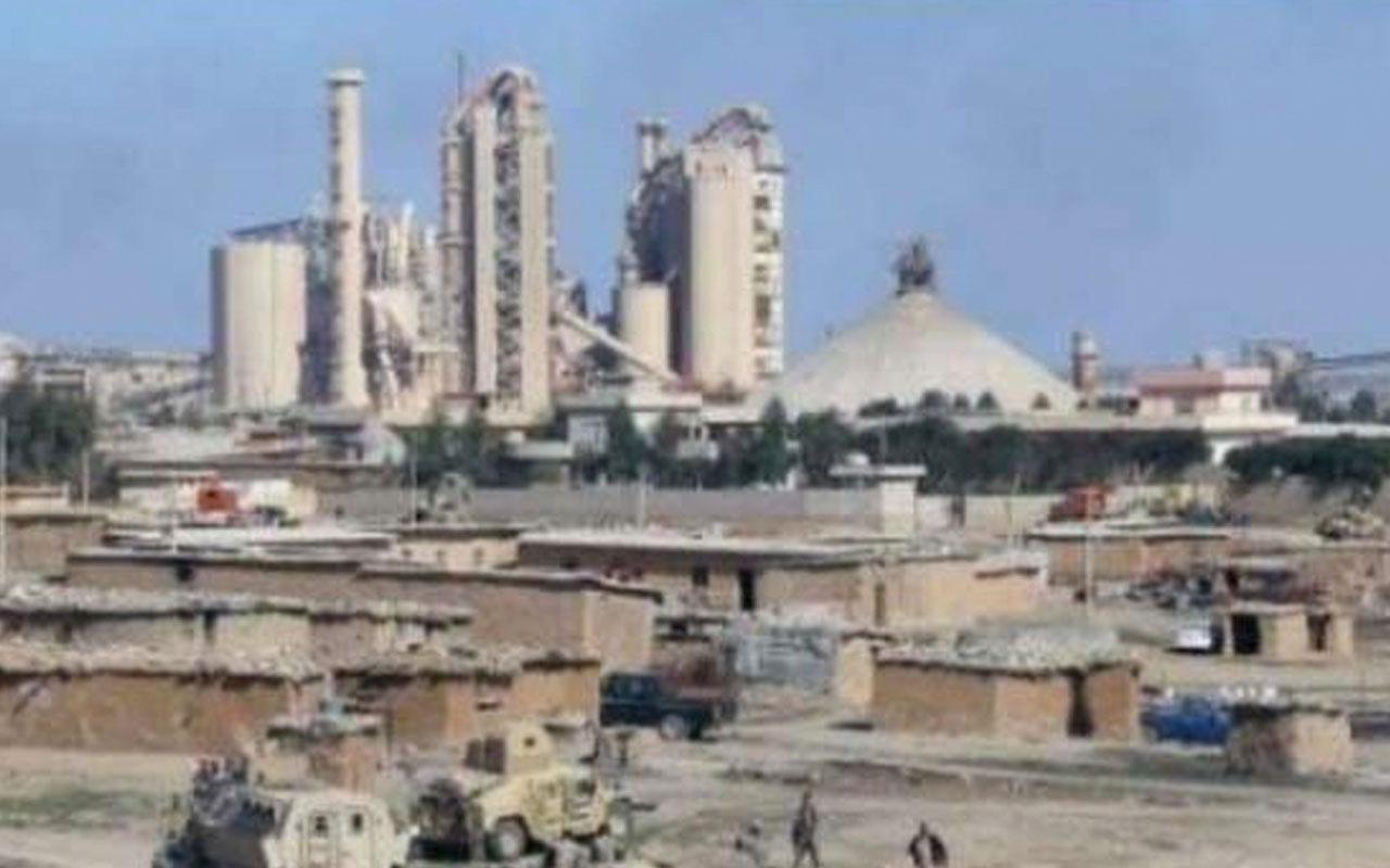 Erdoğan'ın söz ettiği teröristlere yardım eden Fransız çimento fabrikası