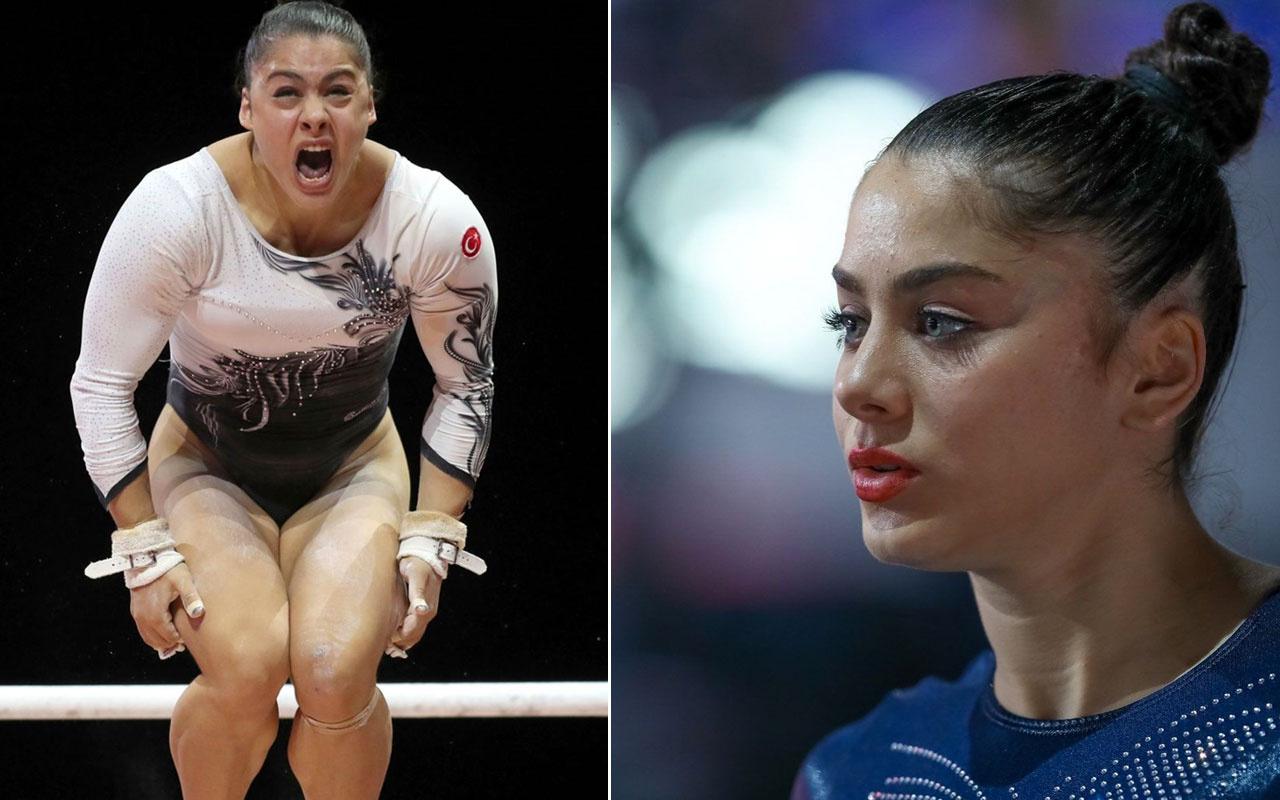 Tutya Yılmaz jimnastiğe veda etti 'Kas Yığını' tepkisi çok konuşulmuştu