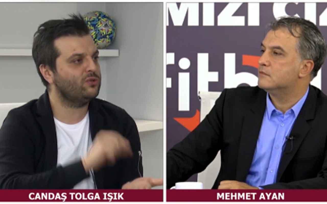 """Candaş Tolga Işık """"Beşiktaş'ın parasını çalan varsa Allah belasını versin"""""""