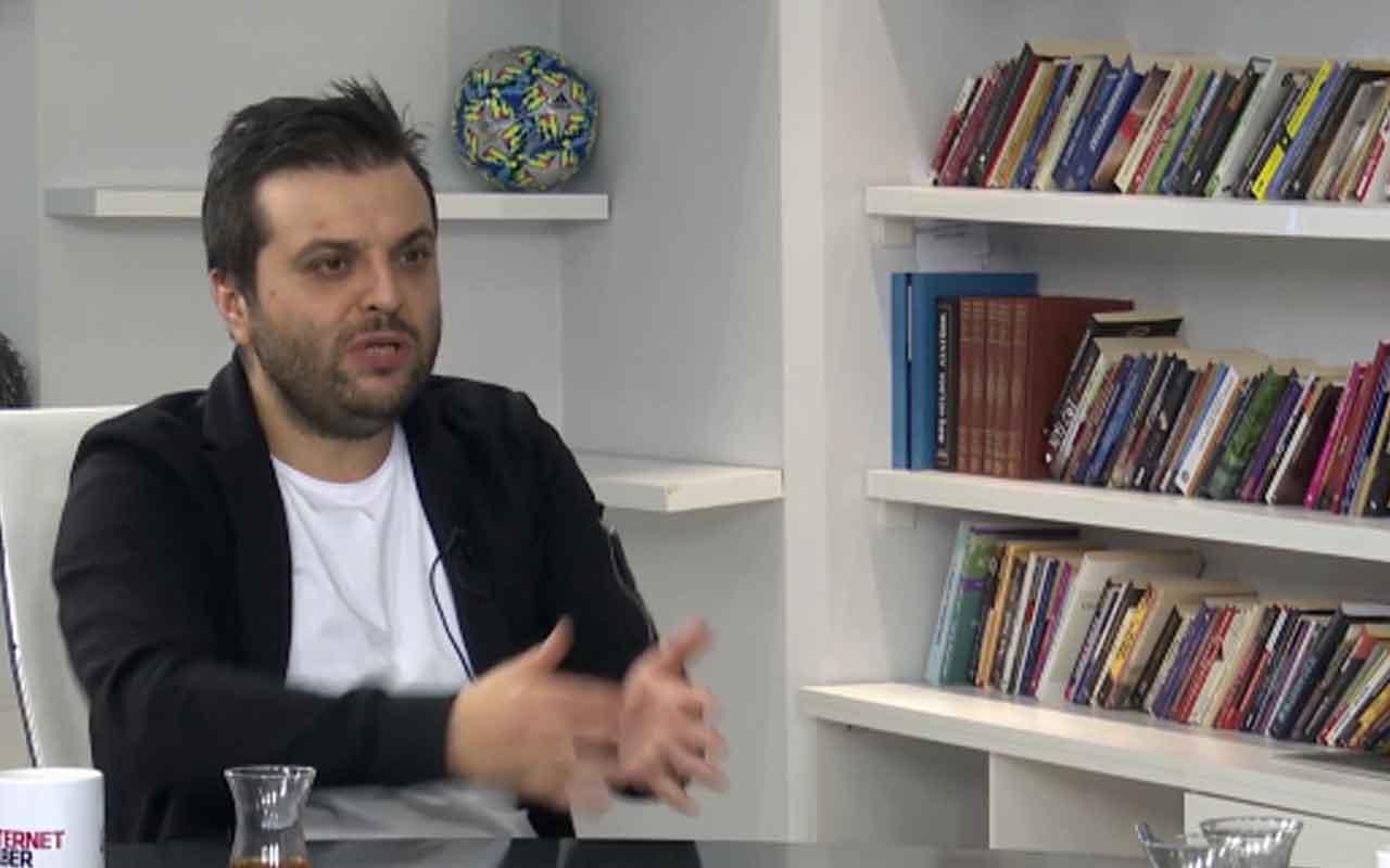 Candaş Tolga Işık'tan Ali Koç Fatih Terim kavgasına şoke eden yorum