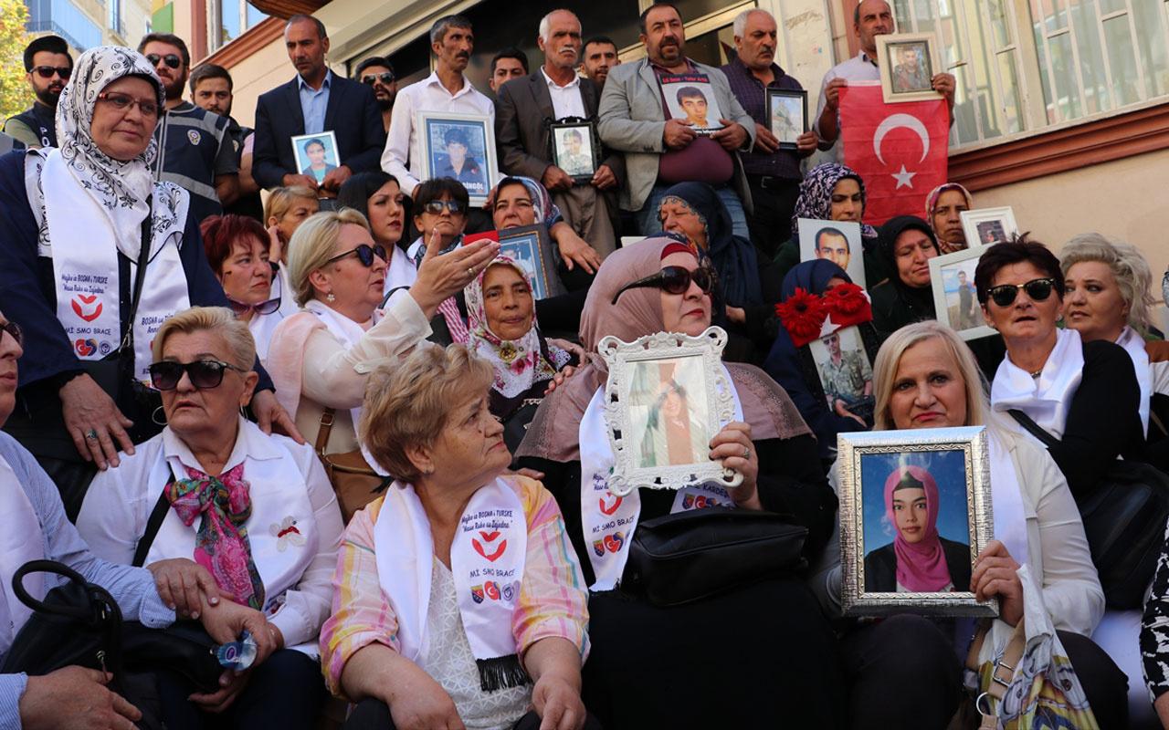 Srebrenitsa annelerinden Diyarbakır annelerine destek ziyareti