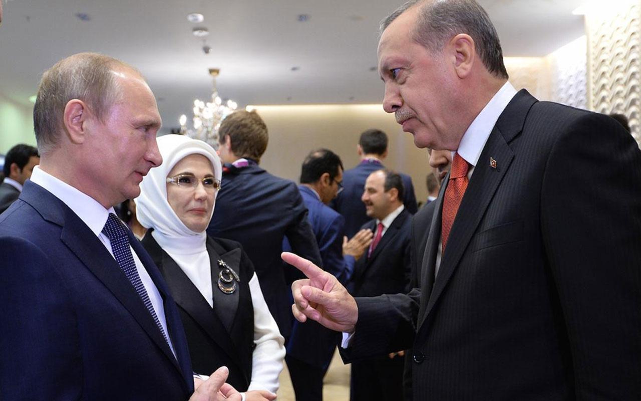 Esad'a destek çıkan Putin'den Cumhurbaşkanı Erdoğan'a davet