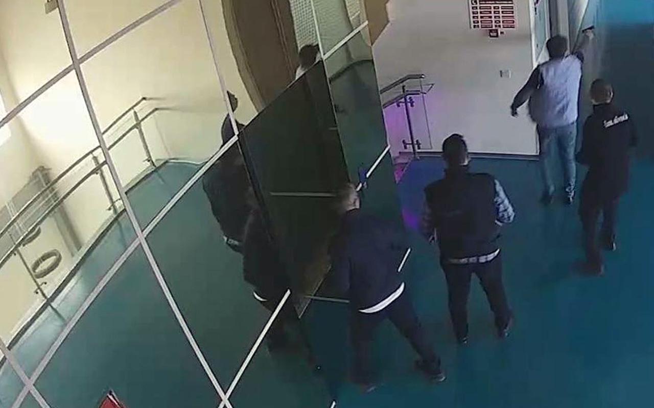 Tekirdağ'da bir kişi tabanca ile kayınbiraderinin fabrikasını bastı