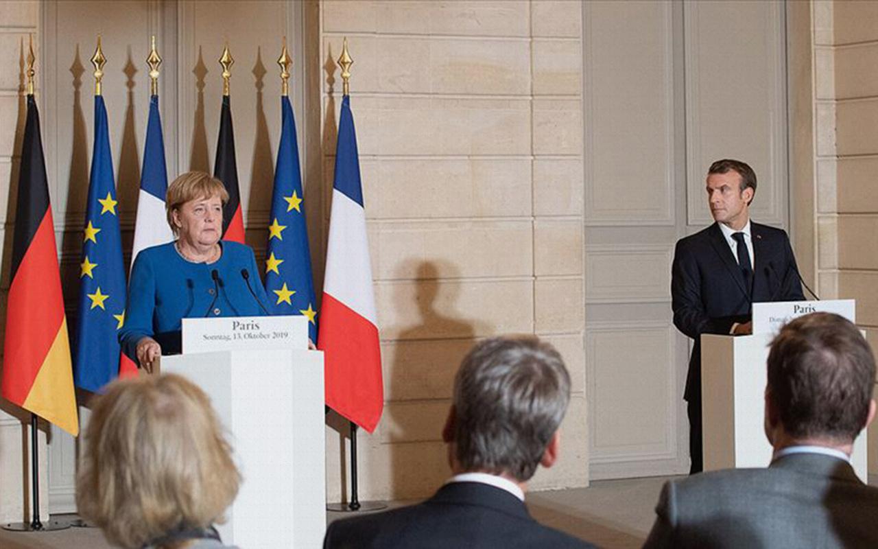 Merkel: Türkiye'nin büyük bir yük aldığını biliyoruz