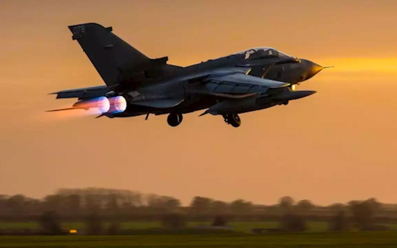 ABD Ayn el Arab'taki kendi üssünü bombaladı kurnaz taktik deşifre oldu