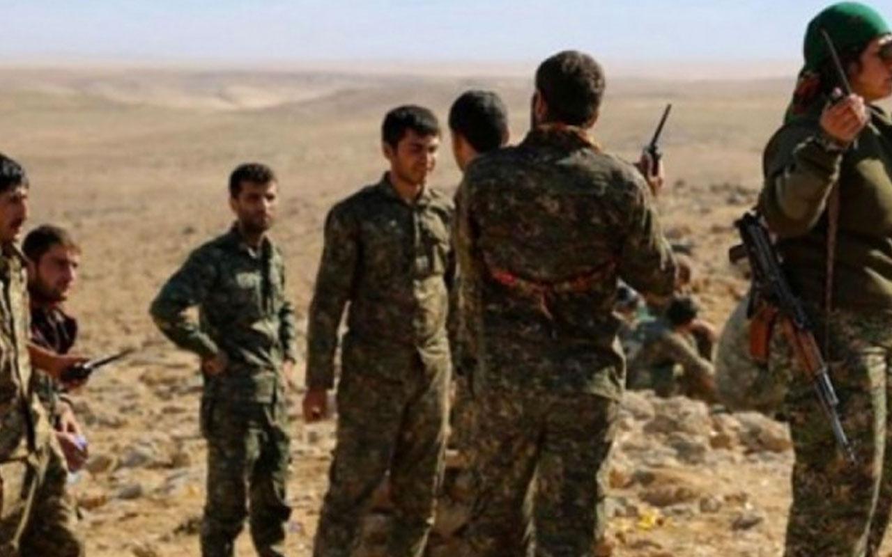 Barış Pınarı Harekatı sonrası YPG'de büyük panik! 600 terörist firar etti