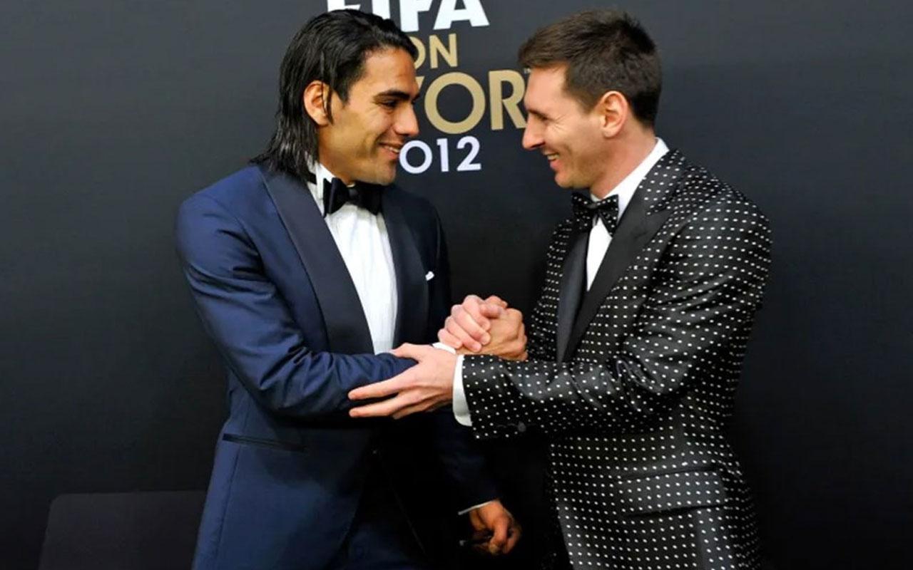Messi'den Milli Takım'a ve Falcao'ya övgü