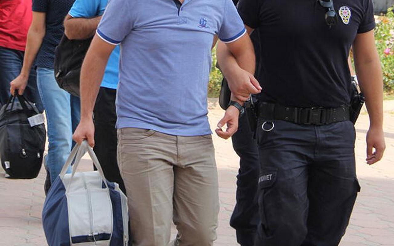 İstanbul merkezli 12 ilde FETÖ operasyonu!  34 kişi gözaltına alındı