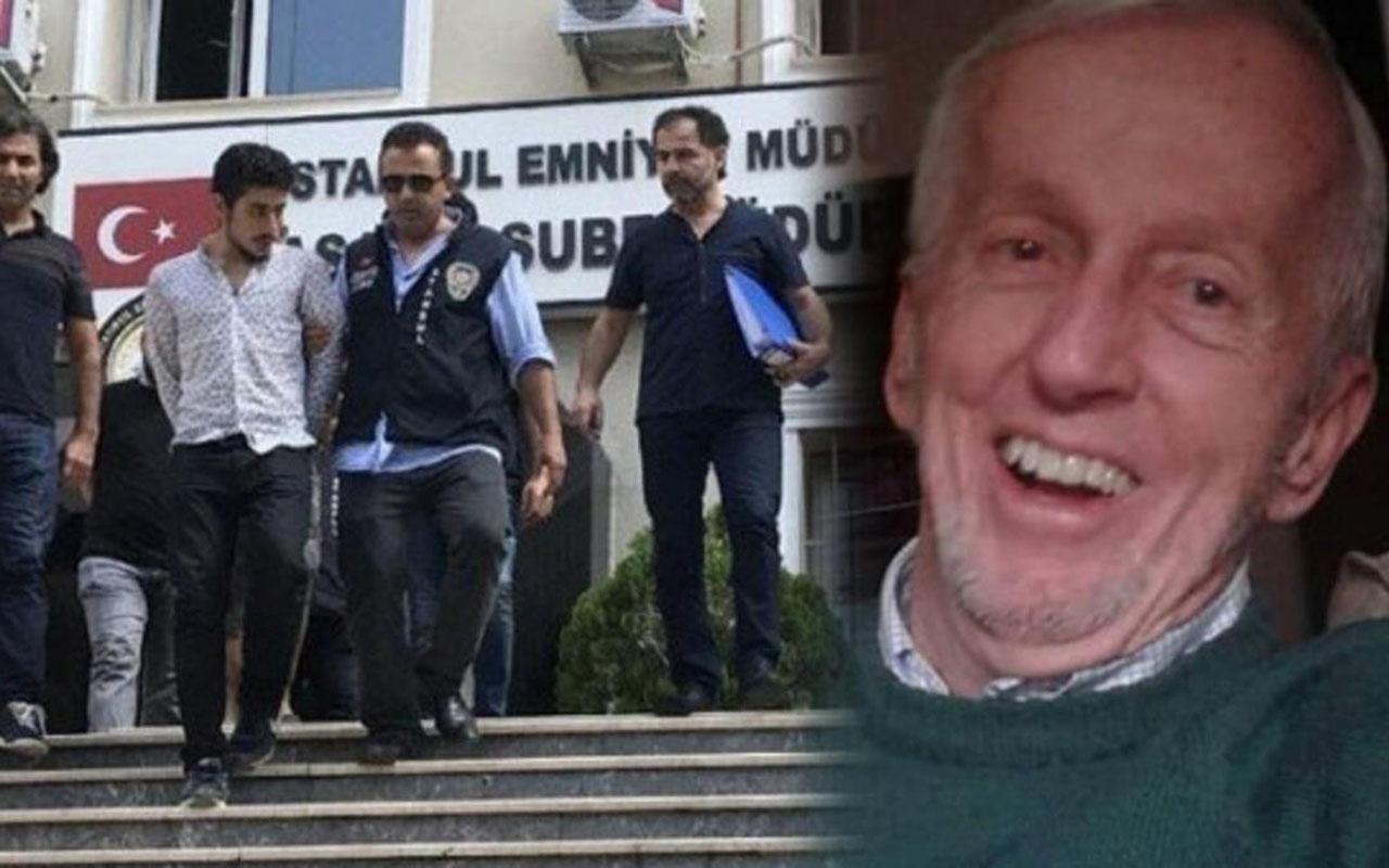 Amerikalı öğretmeni öldüren Suriyelilere müebbet hapis cezası