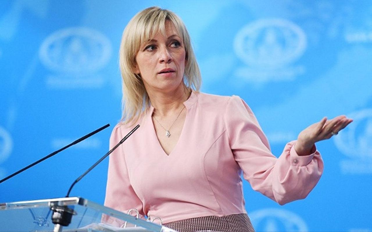 Rusya Dışişleri Sözcüsü Mariya Zaharova: Sınırda kontrol Şam yönetimine geçmeli