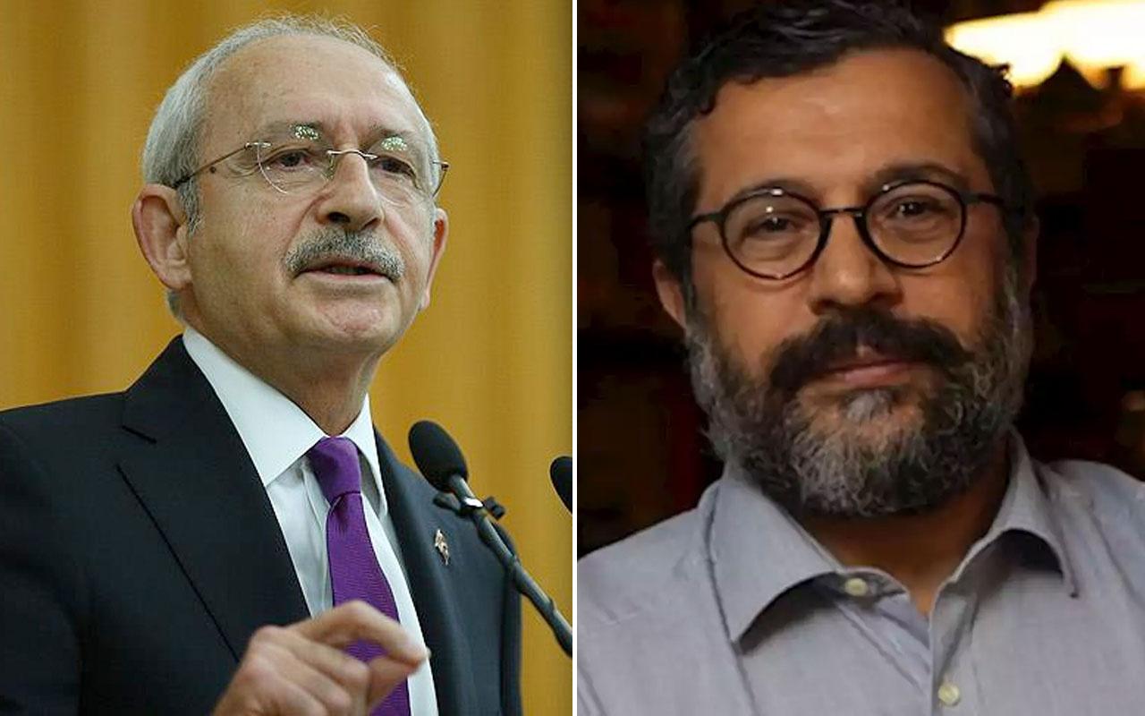 Soner Yalçın 'bu sözünüz büyük hata' dedi Kemal Kılıçdaroğlu'na isyan etti