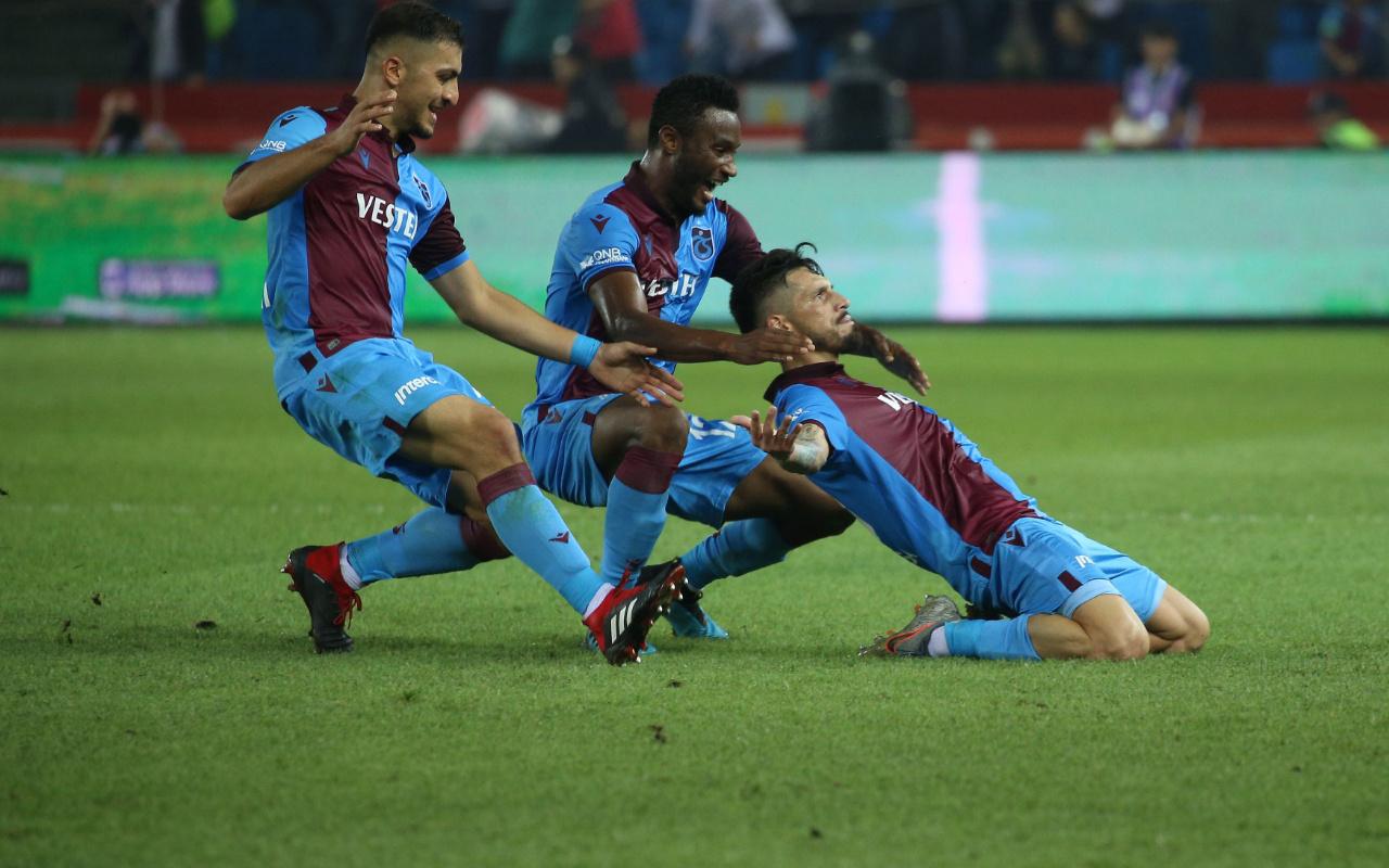 Trabzonspor iç sahada rakiplerine geçit vermiyor