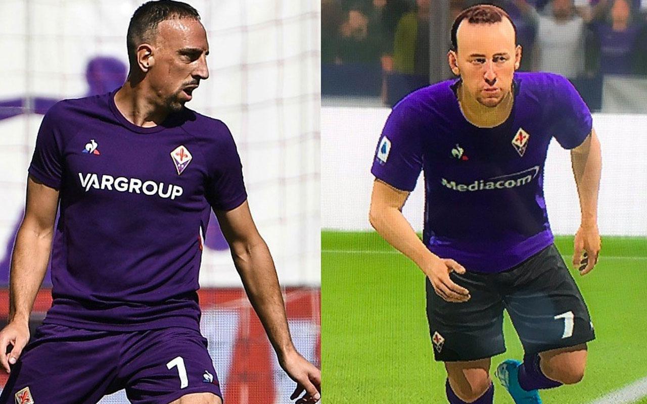 Franck Ribery'den FIFA'ya tepki: Bu adam da kim?