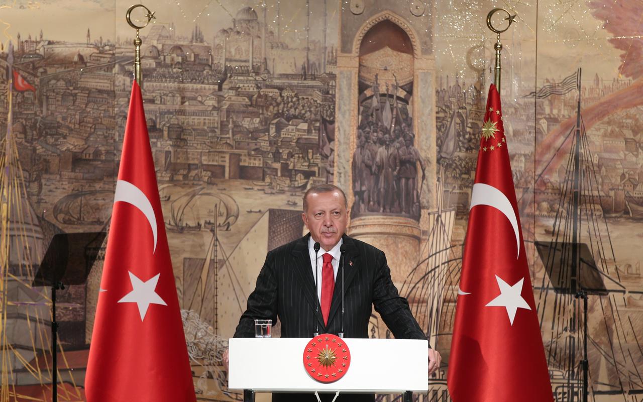 Erdoğan'dan Trump'a mektup tepkisi! Vakti gelince gereken yapılacak