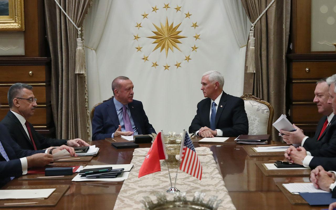 ABD heyeti-Erdoğan görüşmesinden dikkat çeken detaylar ortaya çıktı!