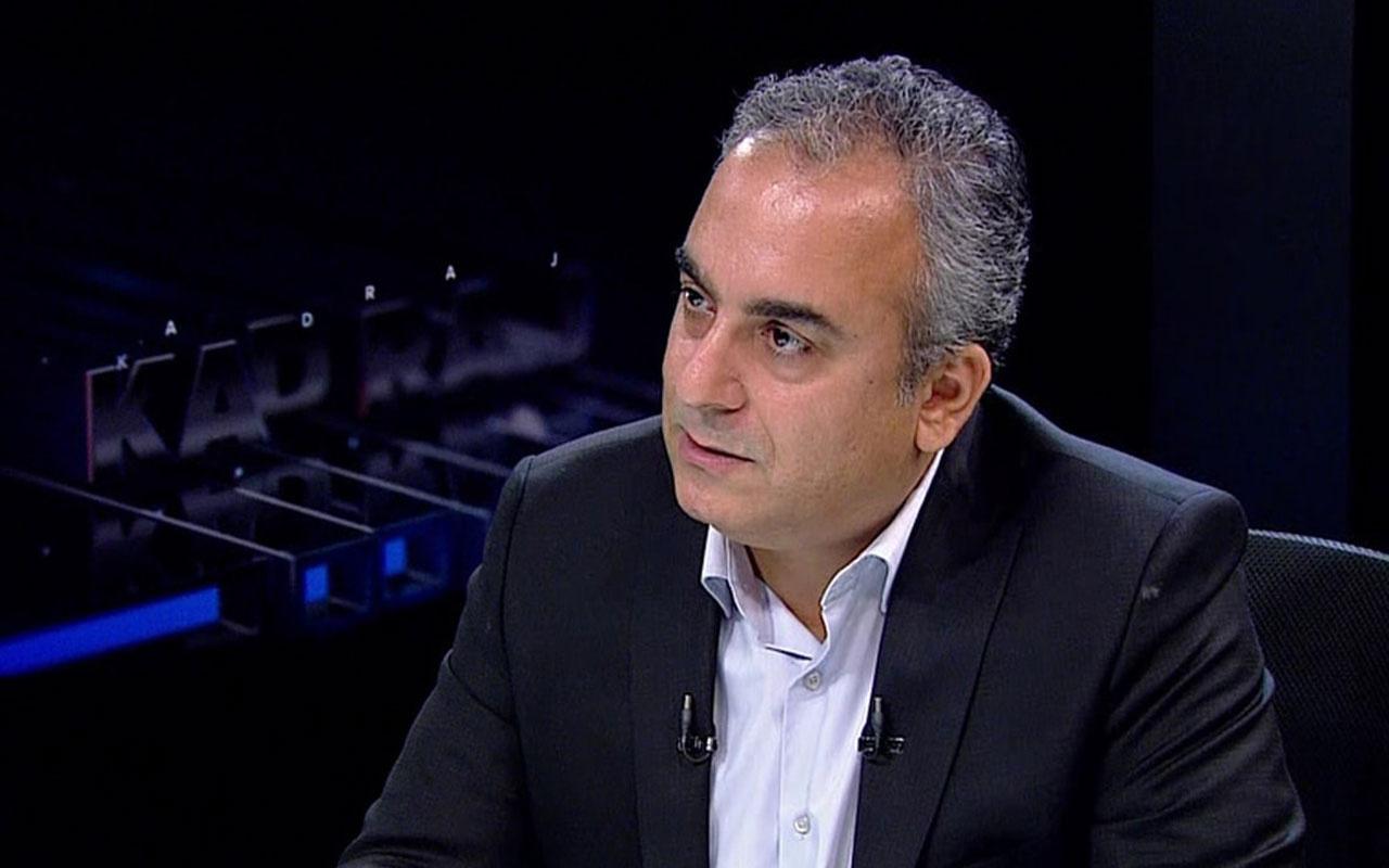 AK Partili Vekil Markar Esayan'a mide kanseri teşhisi konuldu