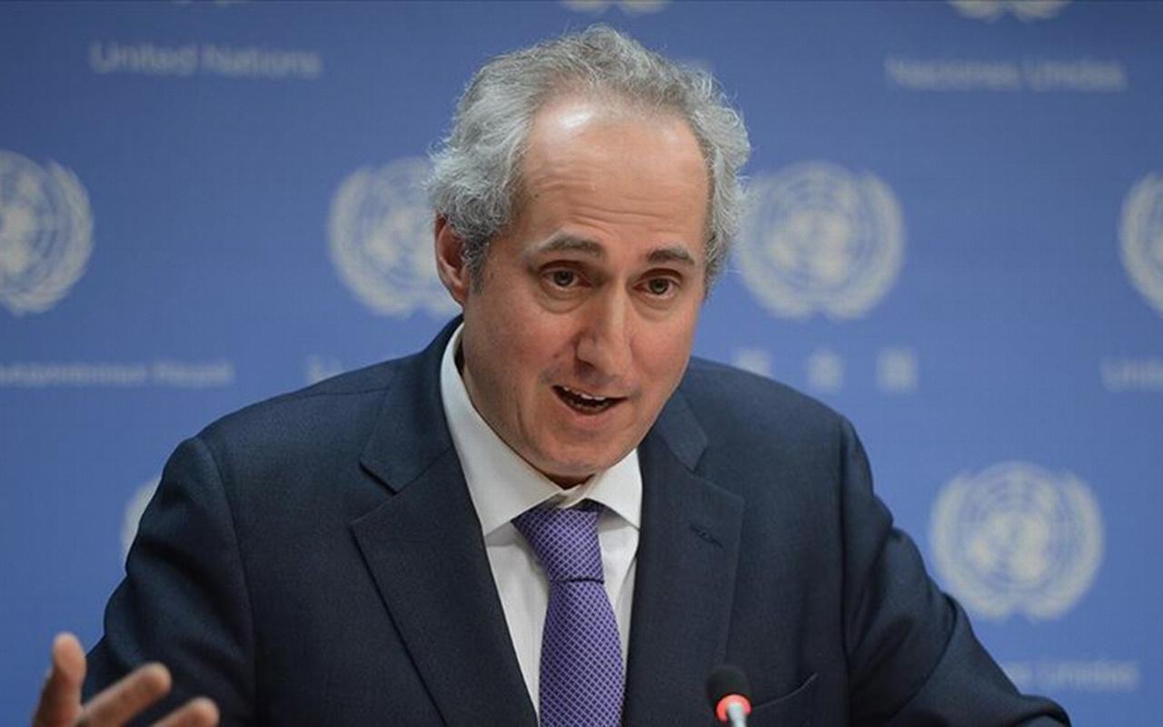 BM: Suriye'nin kuzeydoğusunda durum birçok alanda sakin