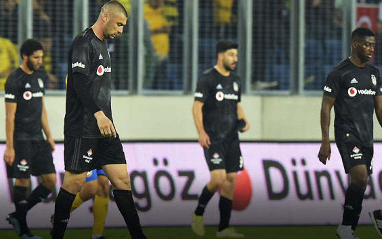 Ankaragücü Beşiktaş maçı özeti