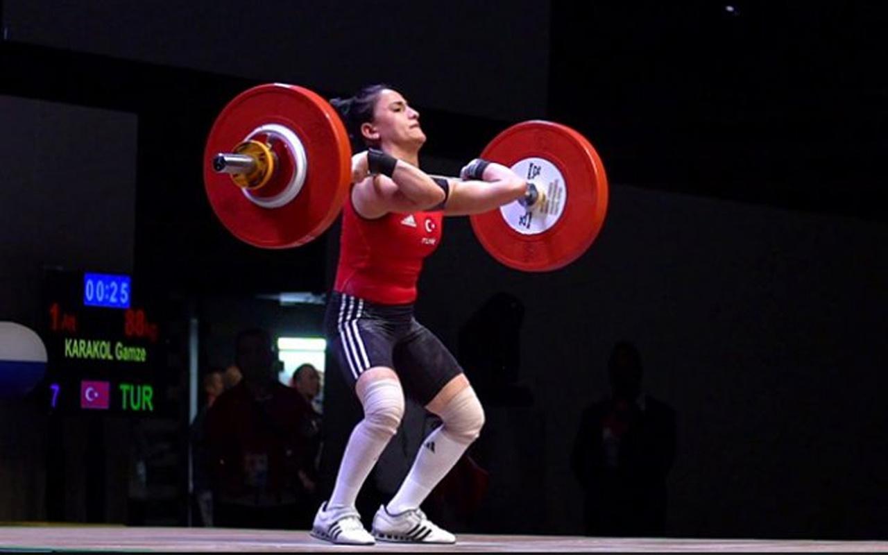 Gamze Karakol Avrupa Şampiyonu oldu