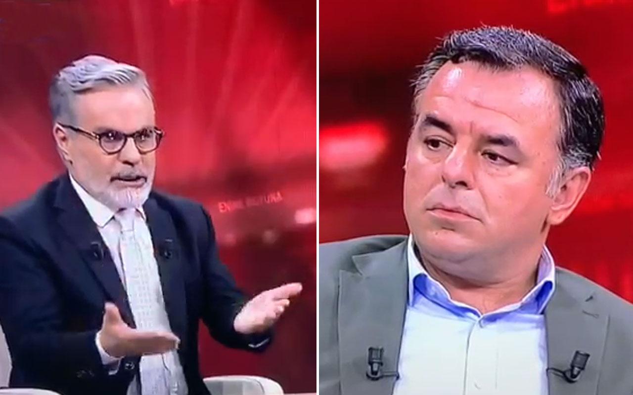 Hadi Özışık'tan canlı yayında CHP'lilere müthiş Osman Baydemir sorusu