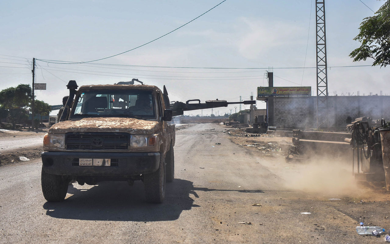 YPG çekiliyor mu? Alandan ulaşan son istihbarat