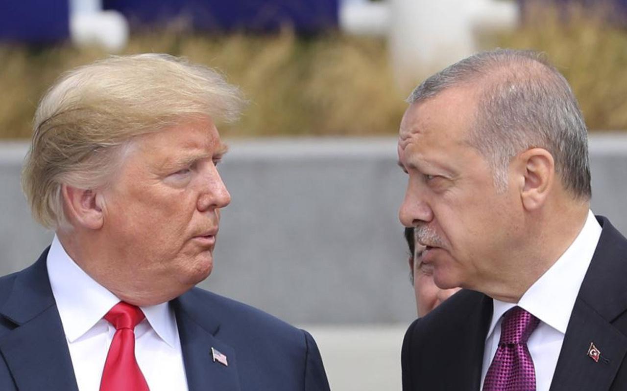 Cumhurbaşkanı Erdoğan ABD Başkanı Trump'a telefonda bu yanıtı vermiş