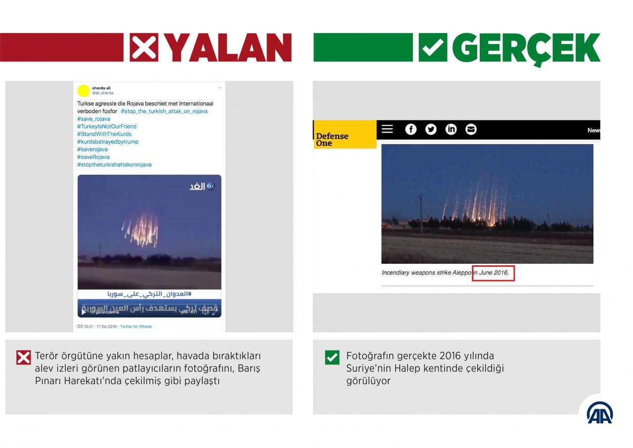 PKK/YPG'lilerin sosyal medya manipülasyonu hız kesmiyor