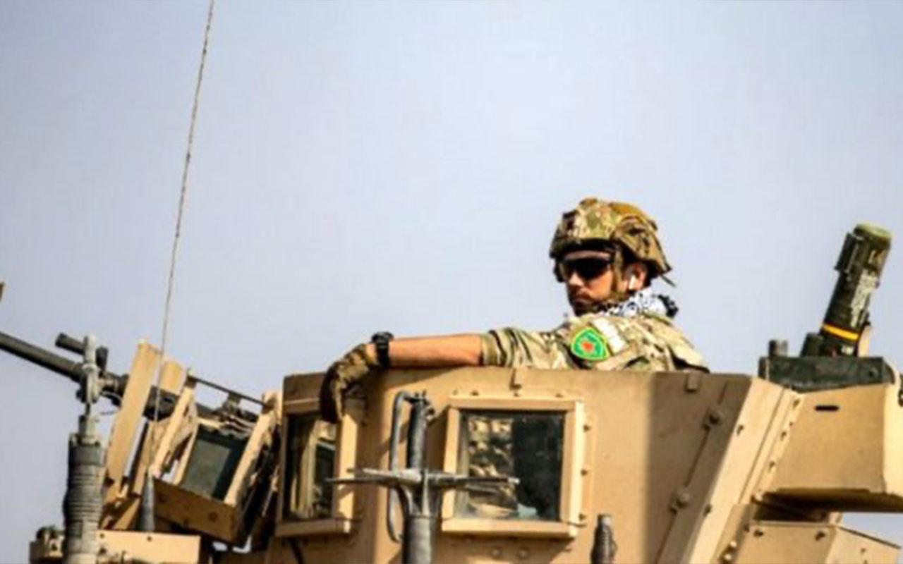 YPG'ye destek! ABD askerleri YPG armasıyla böyle poz verdi