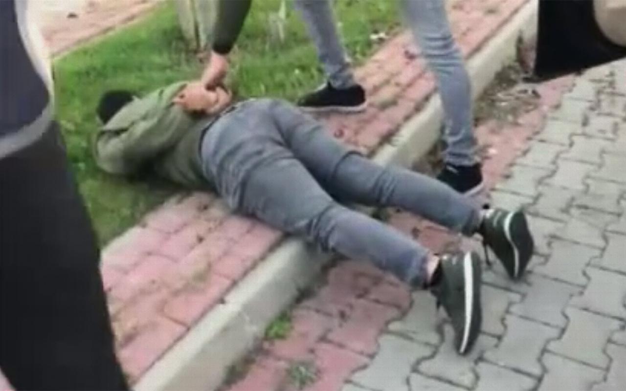 İstanbul Başakşehir'de nefes kesen uyuşturucu operasyonu