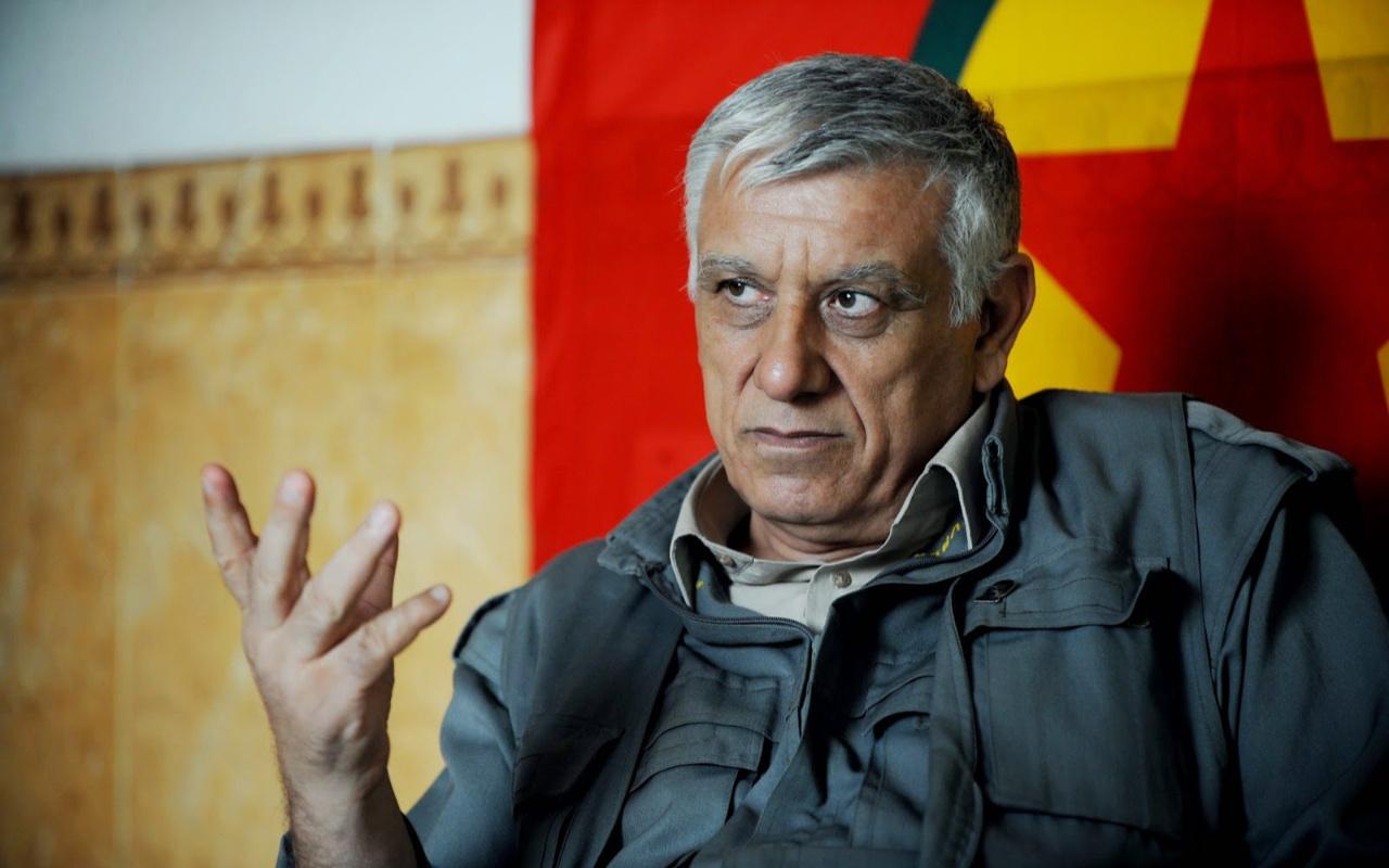PKK'nın elebaşı Cemil Bayık'tan 'Çıkmayın' talimatı