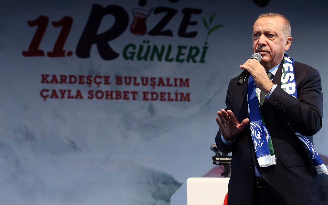 Cumhurbaşkanı Erdoğan: Sigaranın elektroniği mi olur?