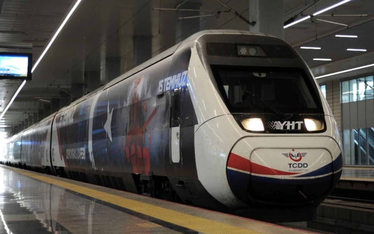 Eskişehir Ankara hızlı tren saatleri bilet alma kaç para 2020