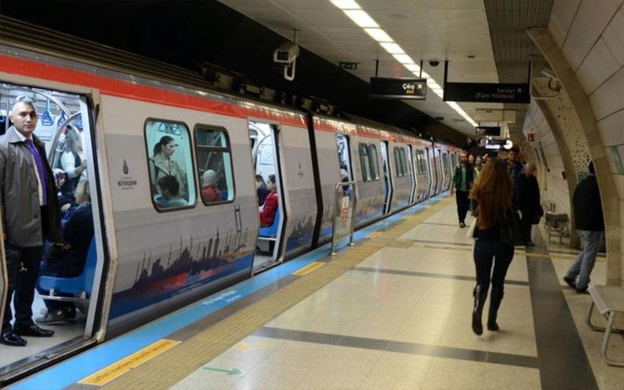 İstanbul'da metro seferlerine 29 Ekim ayarı