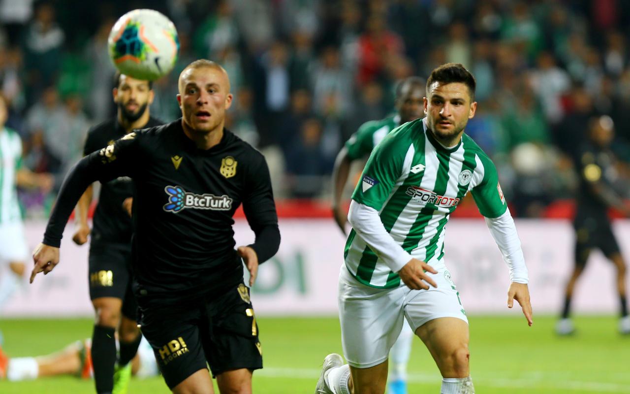 Konyaspor Yeni Malatyaspor maçı golleri ve geniş özeti