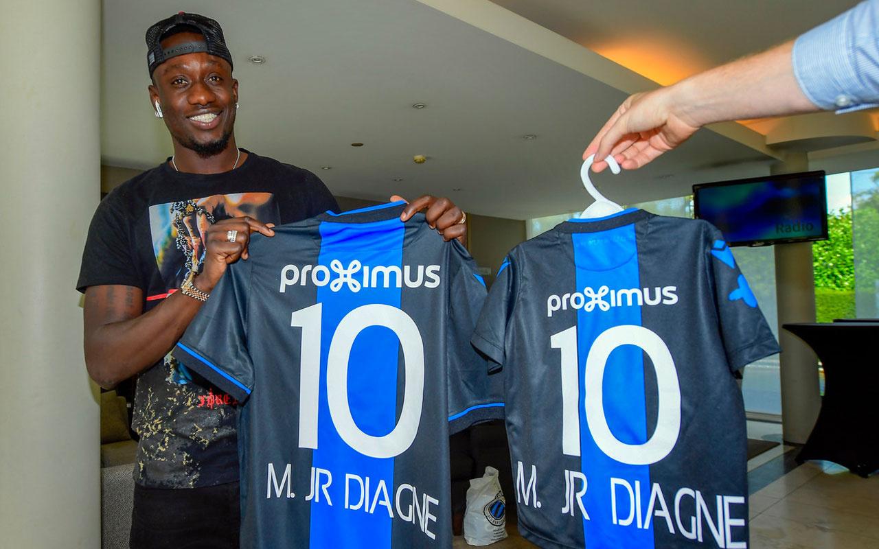 Mbaye Diagne PSG maçı kadrosuna alınmadı