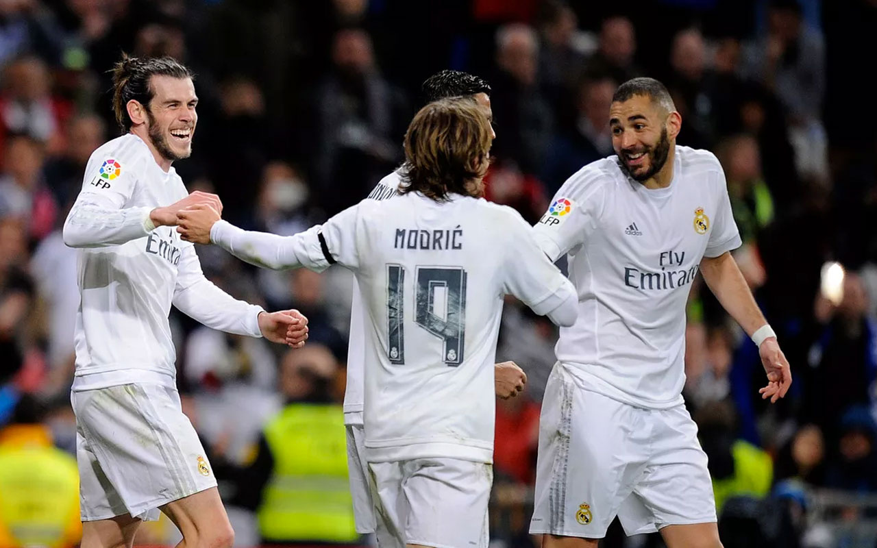 Real Madrid'de 6 isim Galatasaray'a karşı yok