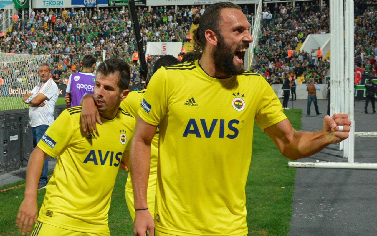 Vedat Muriç: Gol attığım için mutluyum